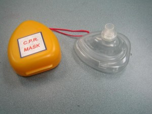 CPR Pocket Mask and Case