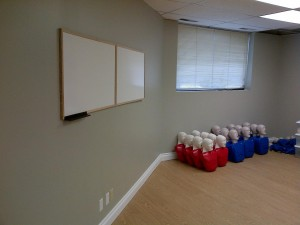 First Aid Training Location in Calgary