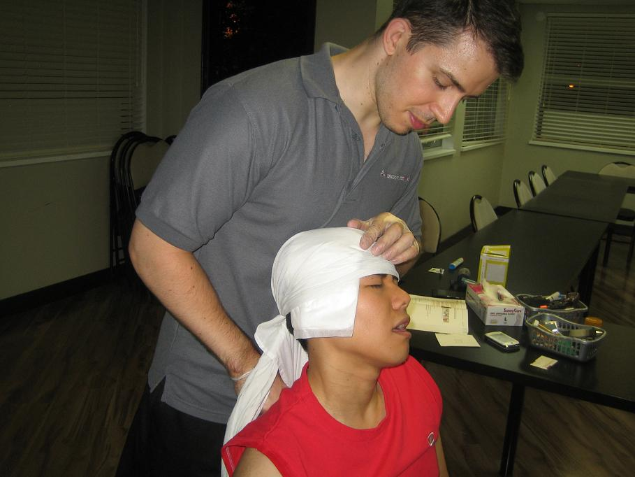First Aid Courses in Red Deer, Alberta